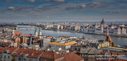 Budapest Buda View 1