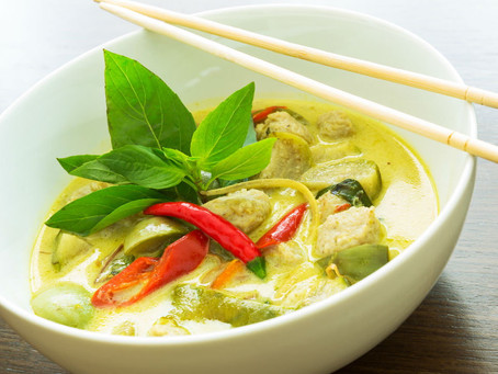 Thai Green Lamb Stew on Ireland AM