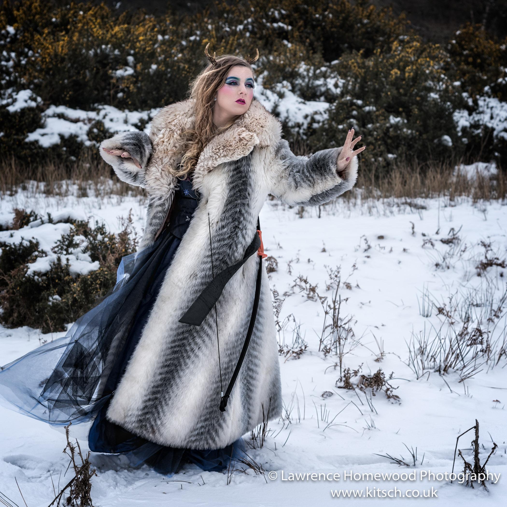 Fawn Princess - A Winters Tale15