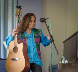 Julie Felix Acoustic Set