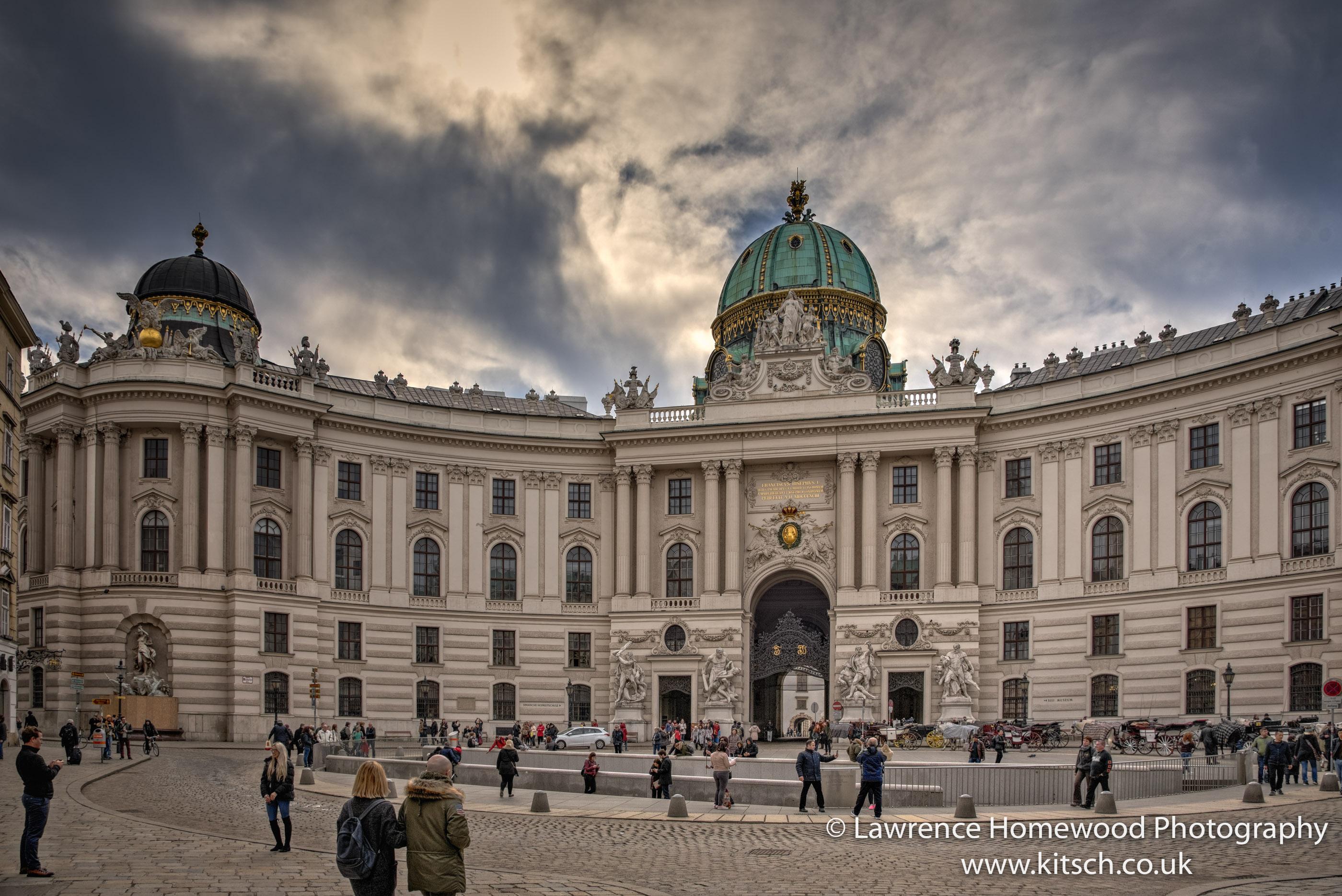 Michaeler Platz Vienna