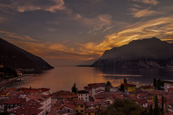 Lake-Garda-Rooftop-Sunset