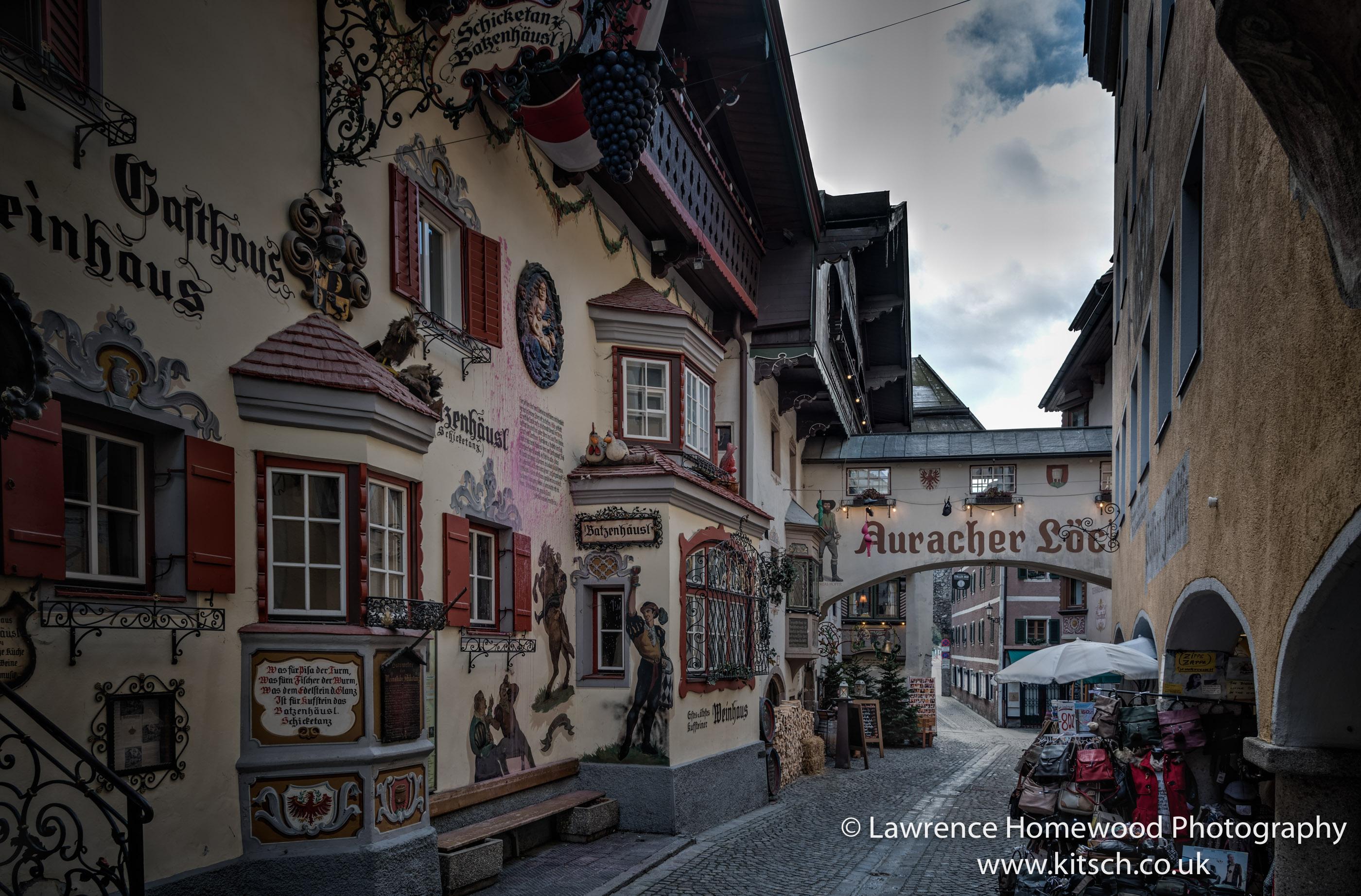 Kufstein old street 7