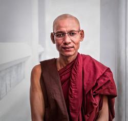 Portrait of a Monk Wat Pho