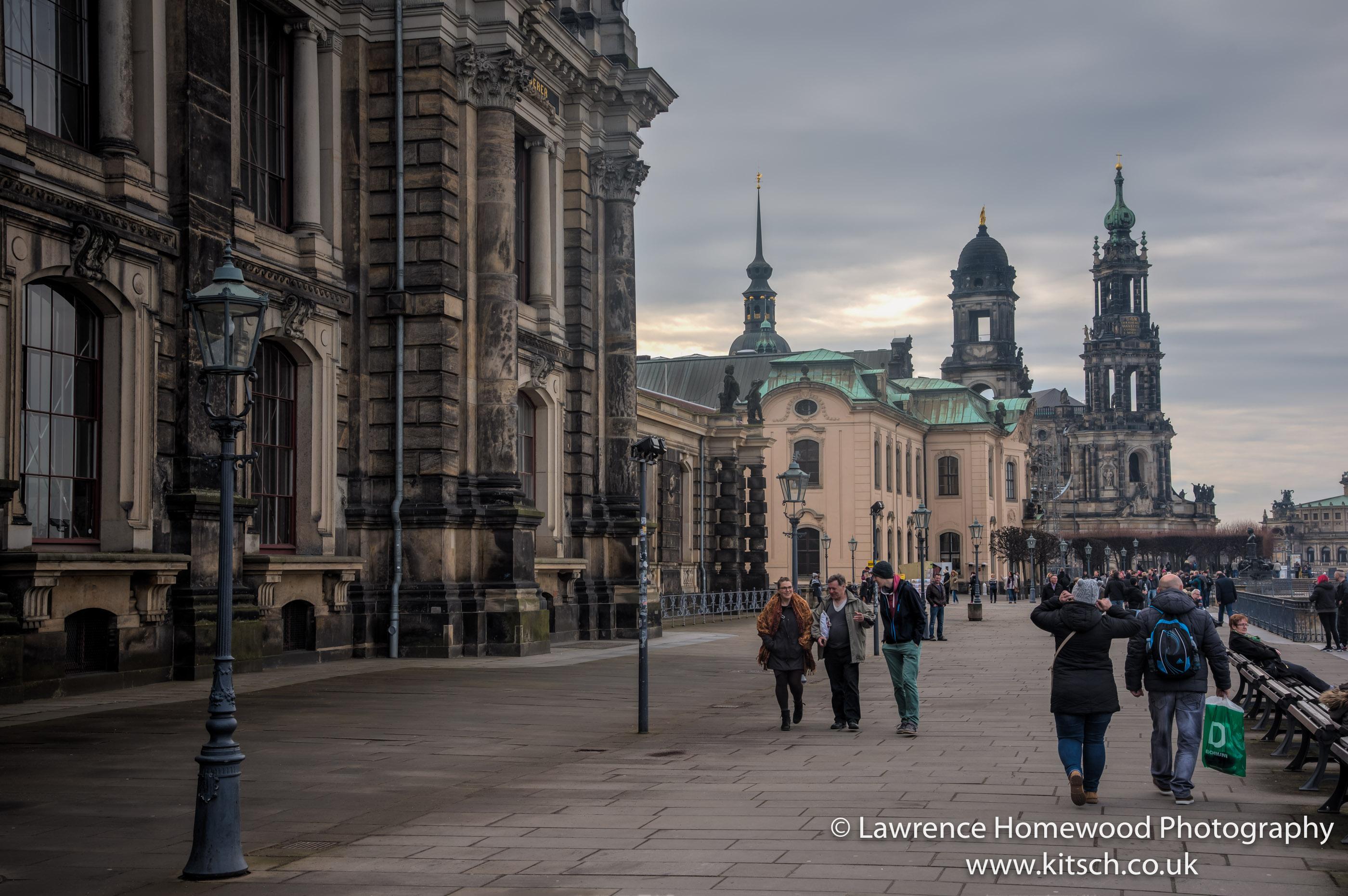 Outside Dresden House