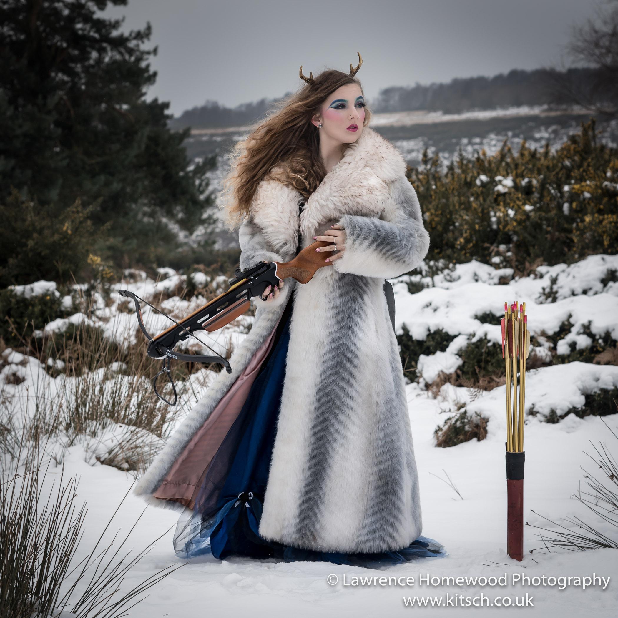 Fawn Princess - A Winters Tale05