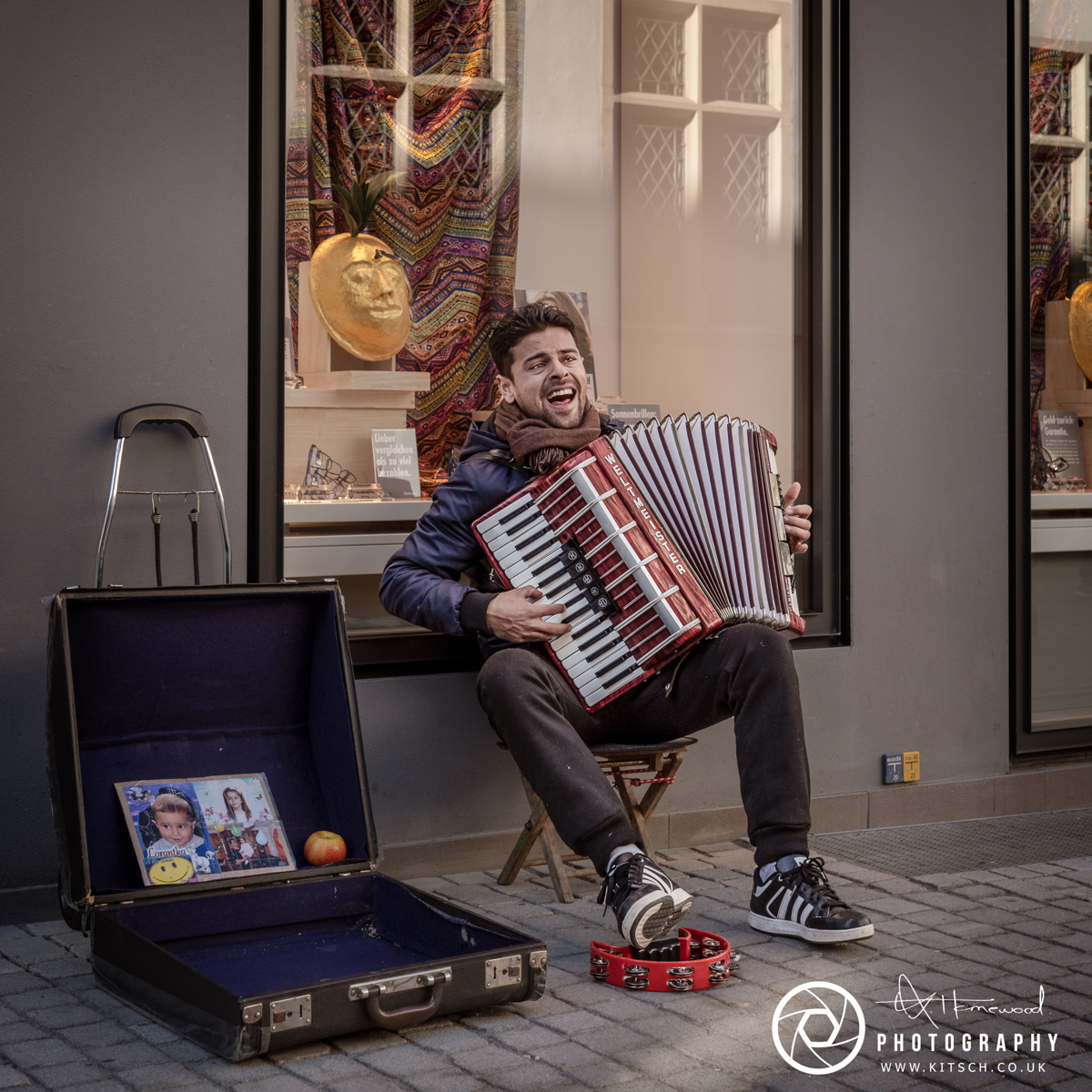 Konstanz Accordian Player