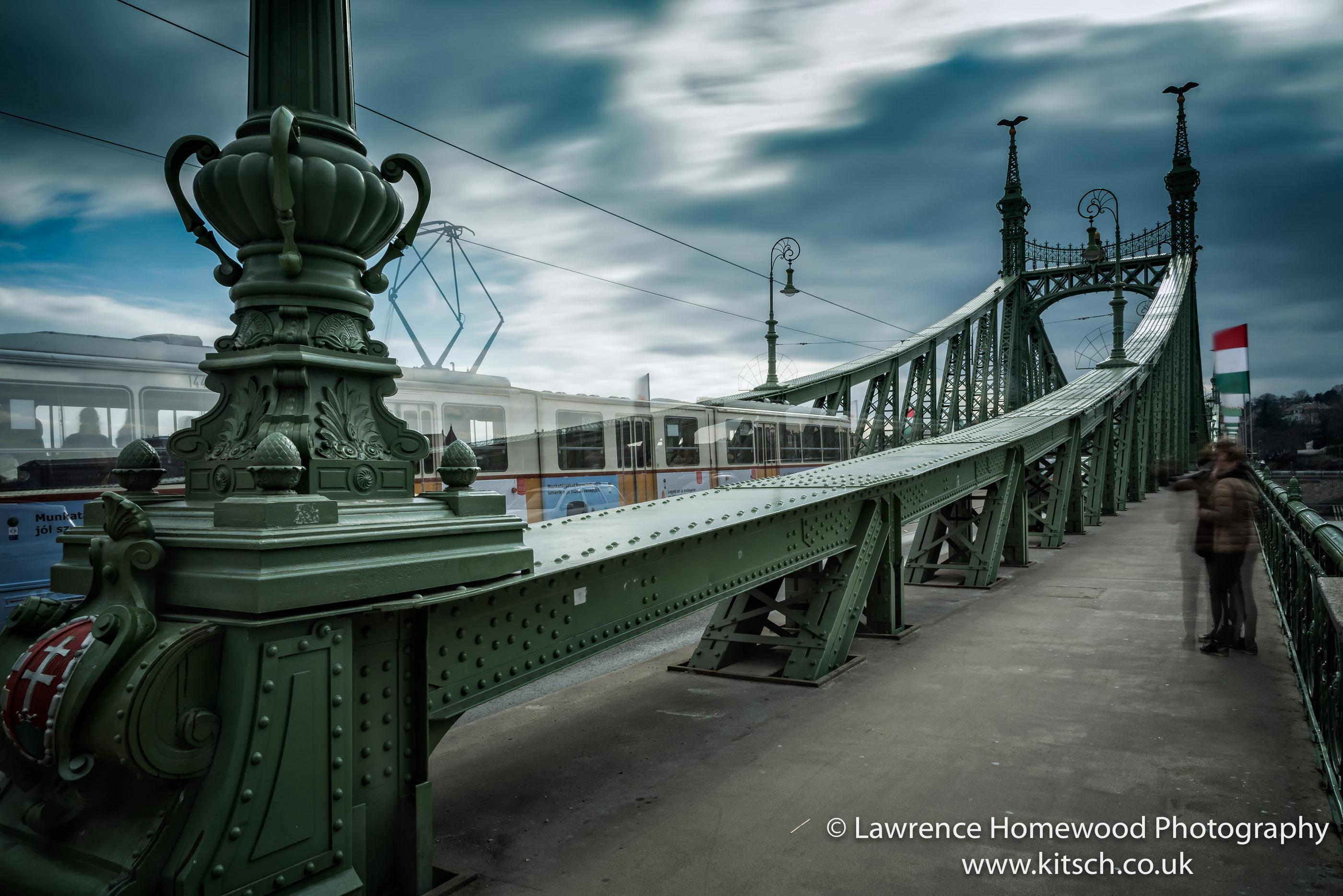 Franz Joseph Bridge Motion in Motion