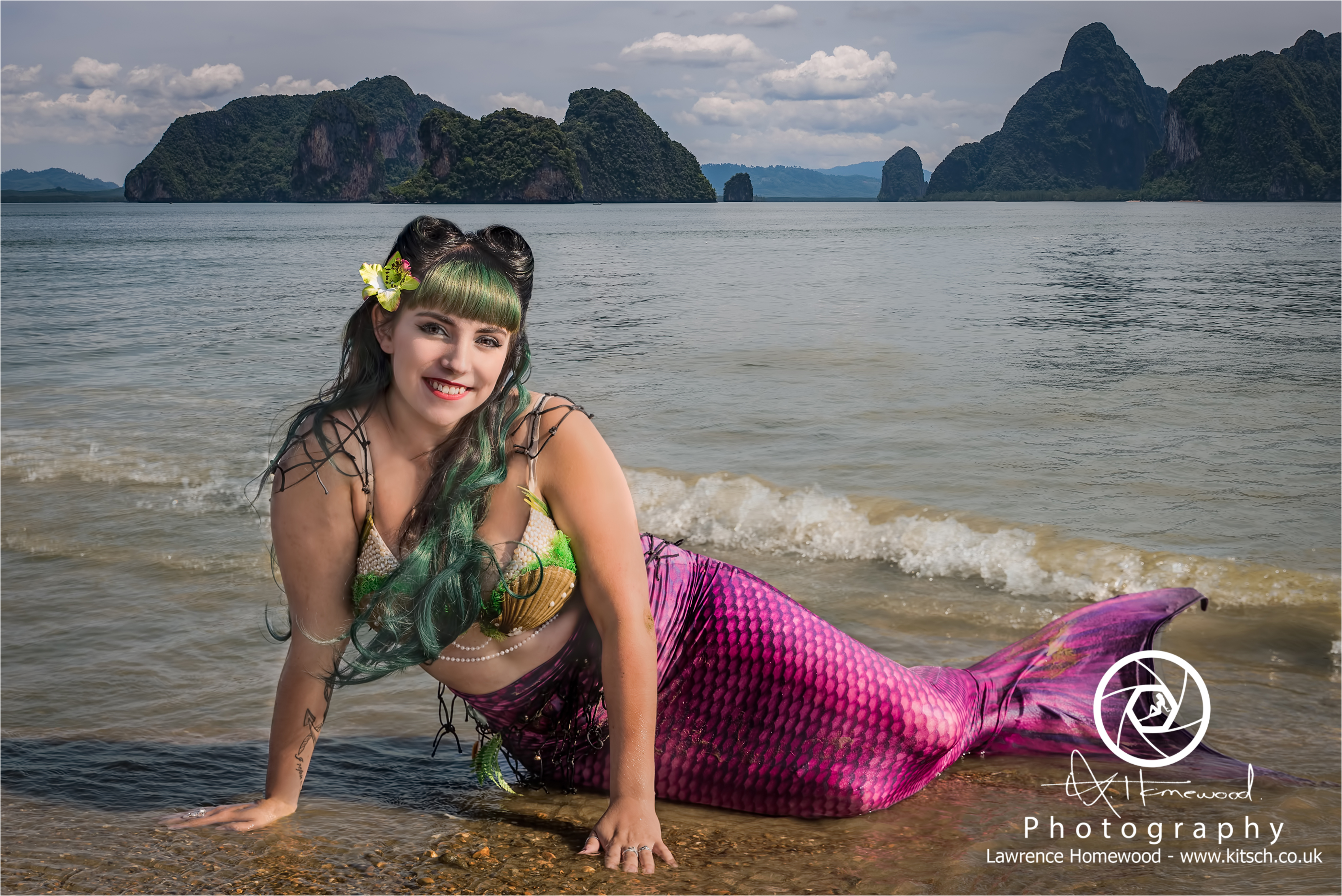 A Smile of a Mermaid-3