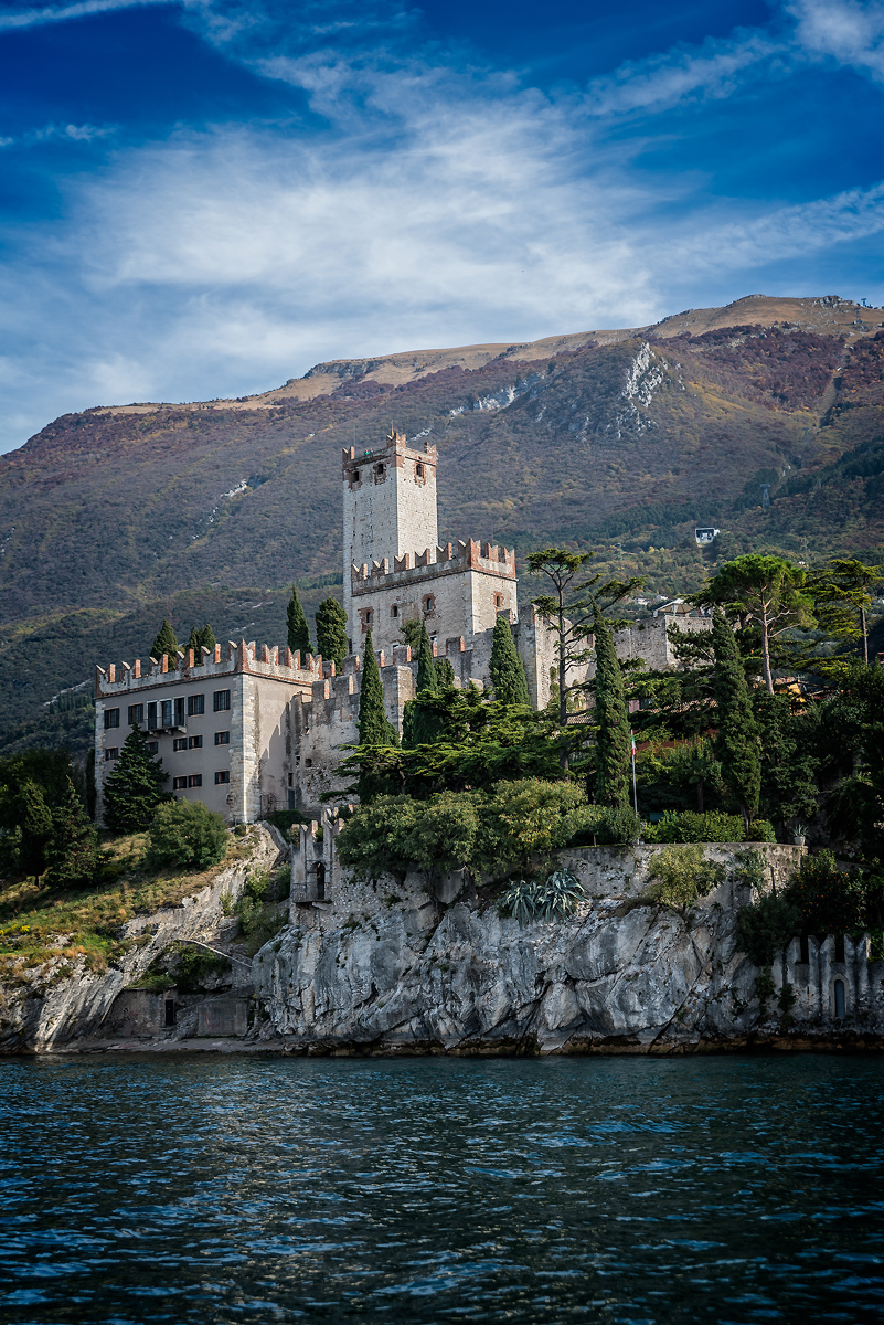 Malcesine-Castle-Seaview