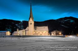 Brandenberg Alps Church