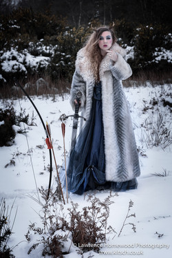 Fawn Princess - A Winters Tale18