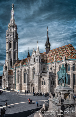 Matthias Church Budapest 1