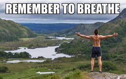 Body By Finn Personal Training -Remember to Breathe Killarney National Park Ireland Weightloss, nutr