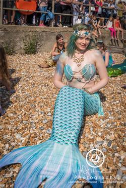 Bettie the Mermaid