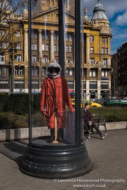 Budapest Street Art CCCP
