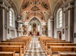 Kirchberg Church 3