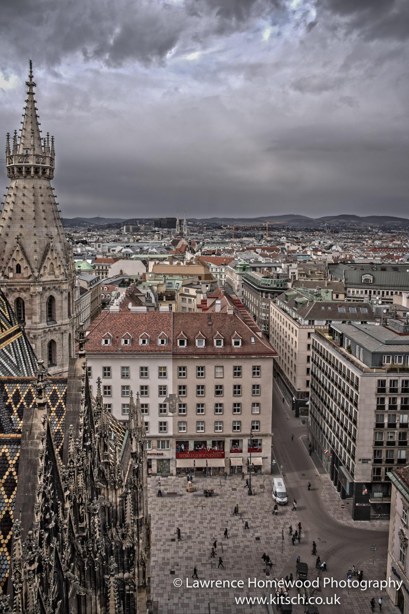 Rooftops of Vienna 3