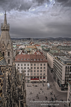 Rooftops of Vienna 3