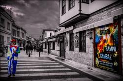 Antalya Clown in Town