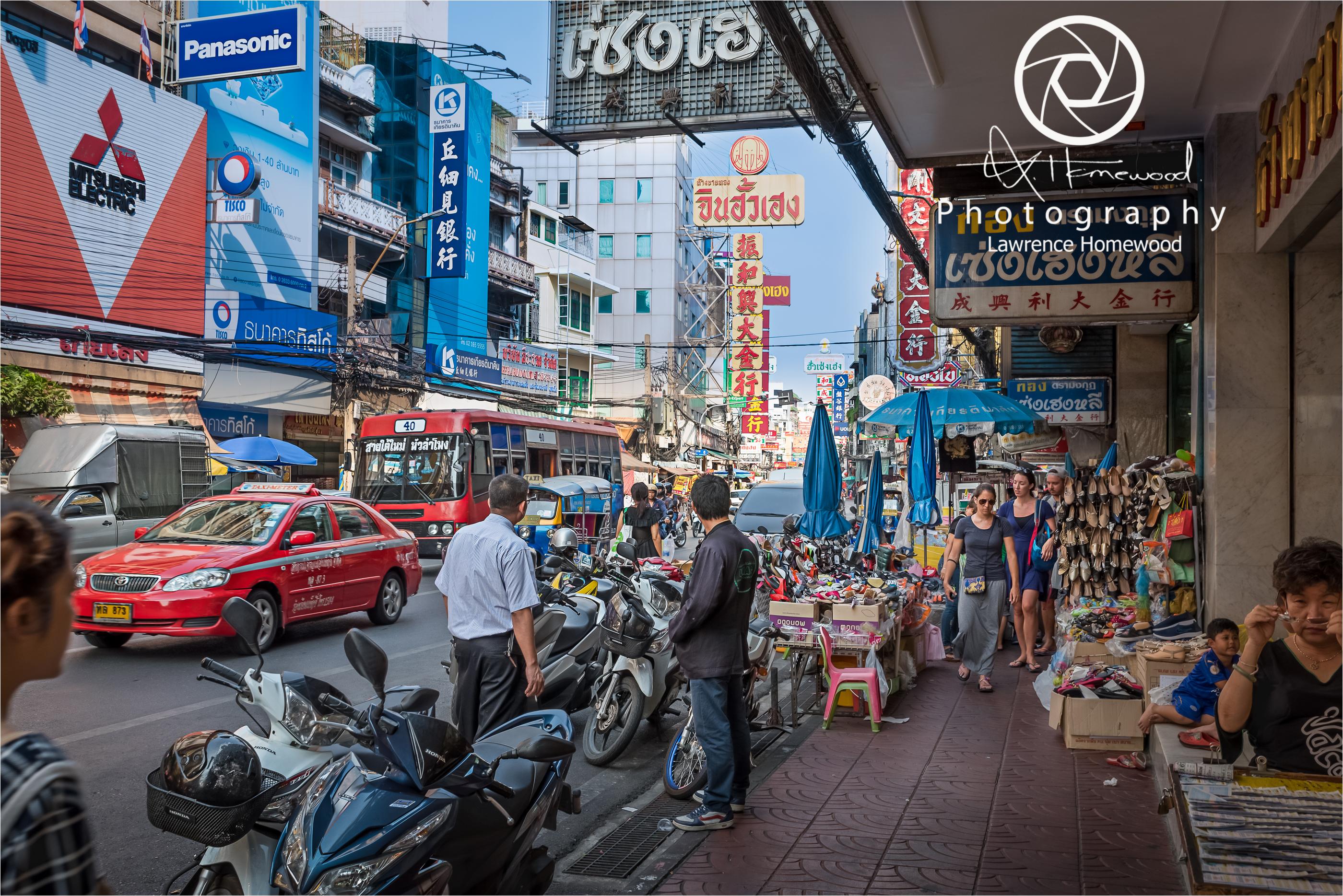 Blue China Bangkok