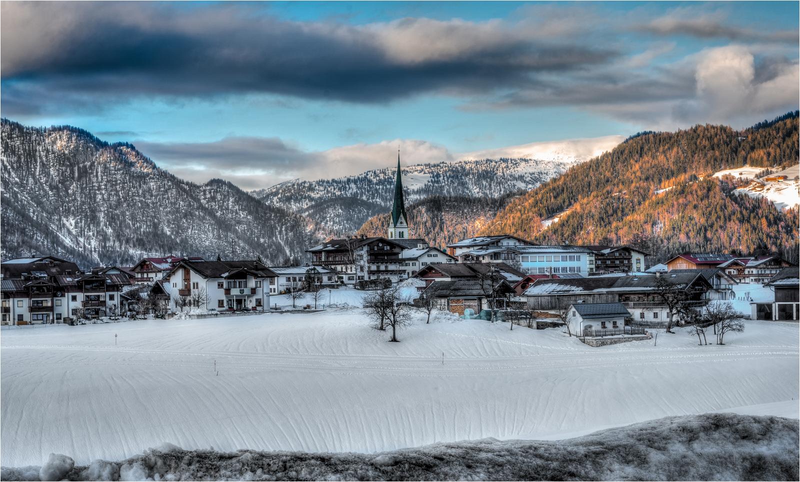 Brandenberg Winterscape