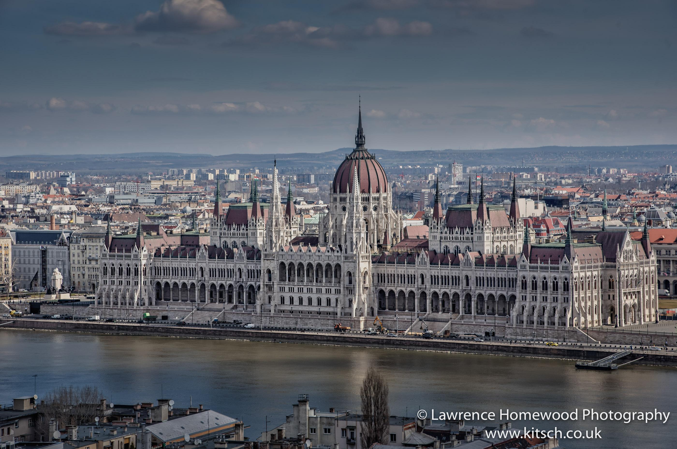 Budapest Parliament (Buda View)