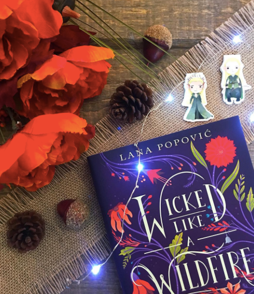 Book Review: Wicked Like a Wildfire