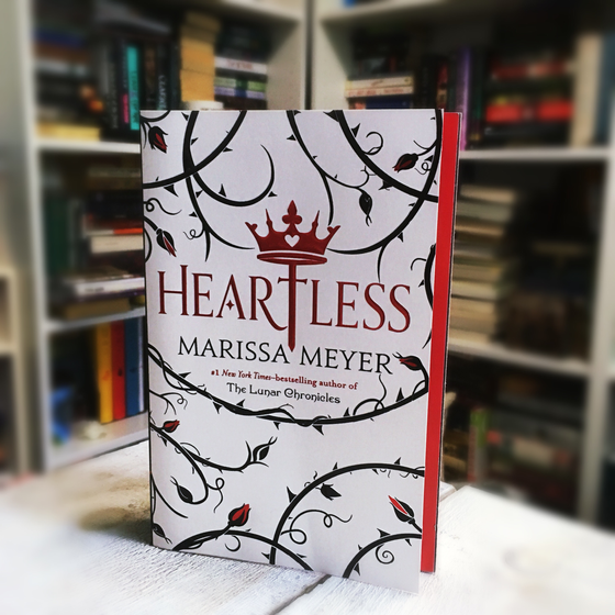 Book Review: Heartless
