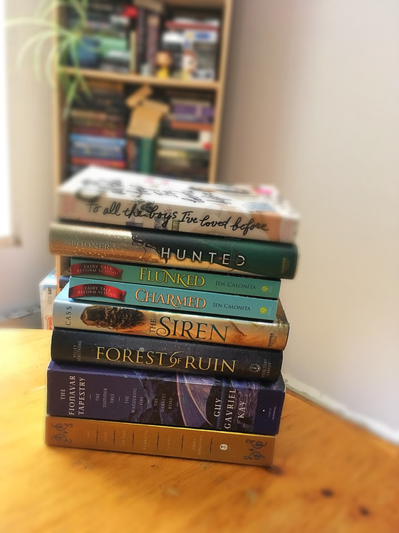 5 Things to Consider When Picking Your Summer Reading List