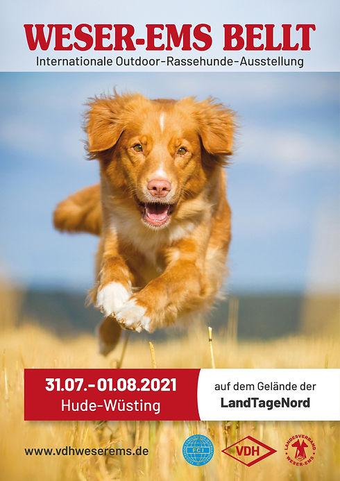 LV_Weser-Ems_Plakat_Hundeausstellung_edi