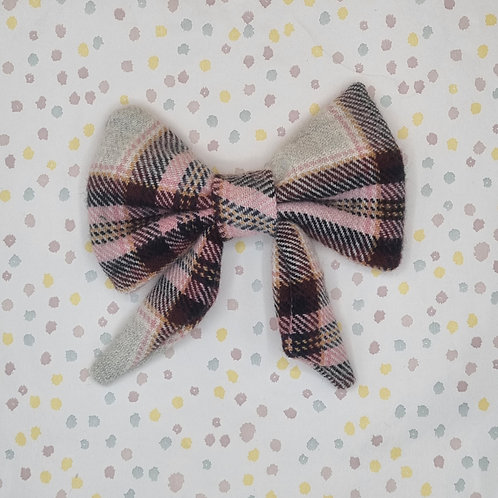 That is so 'Fetch' Pink Sailor Bow