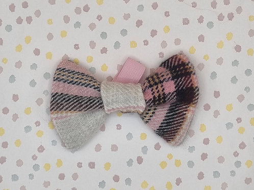 That is so 'Fetch' Pink Bow