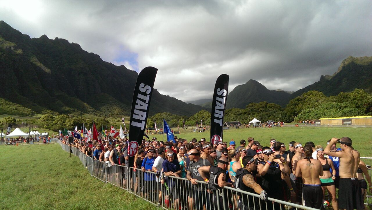 Spartan Trifecta Hawaii