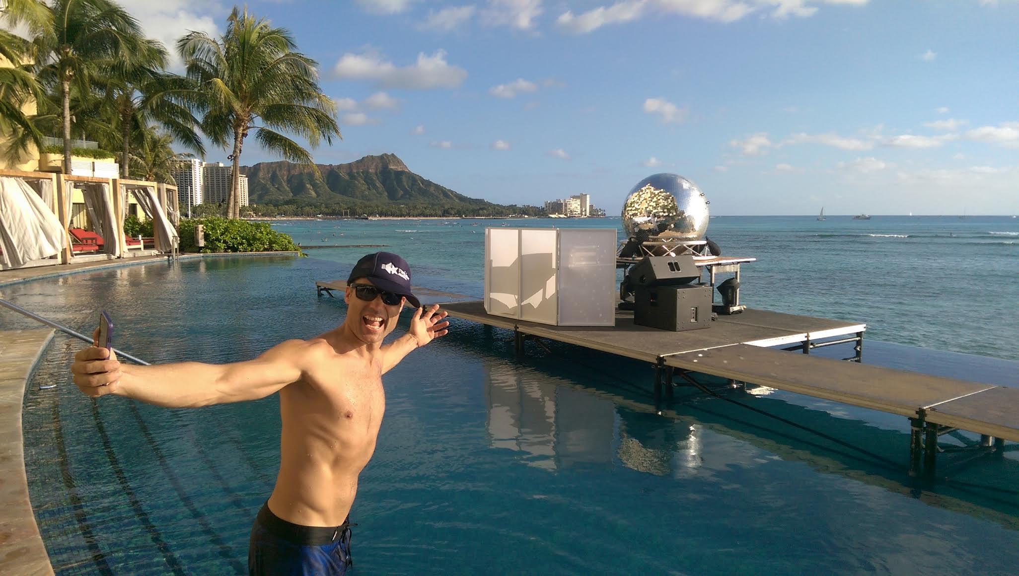 Sheraton Hotels Rumfire Waikiki