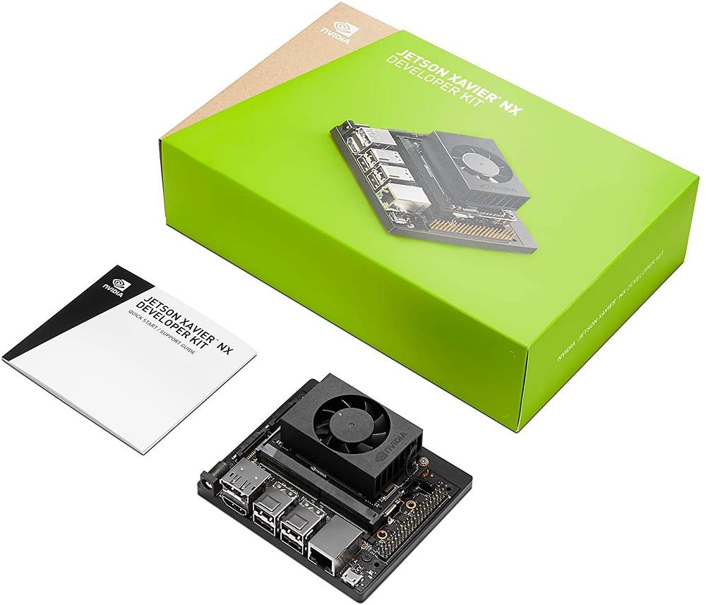Kit per sviluppatori Nvidia Jetson Xavier NX