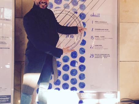 Cía José Galán estará en Flamenco Viene del Sur 2016