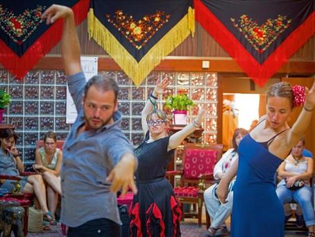 Flamenco Inclusivo en Barcelona, Casa Candela Flamenco.