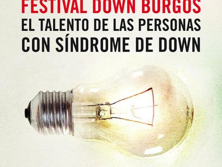 La Cía José Galán participa en el Festival Down Burgos.