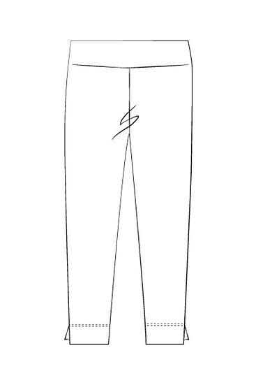 Bengal Slim 7/8 Pant