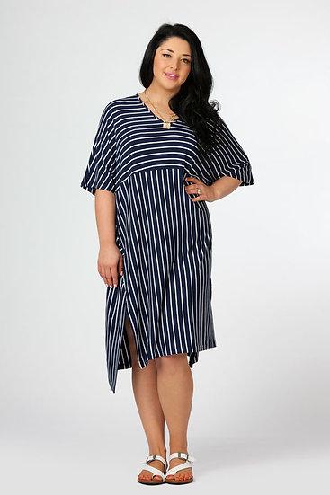 Kaftan Tunic Dress