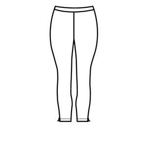 Crop Legging