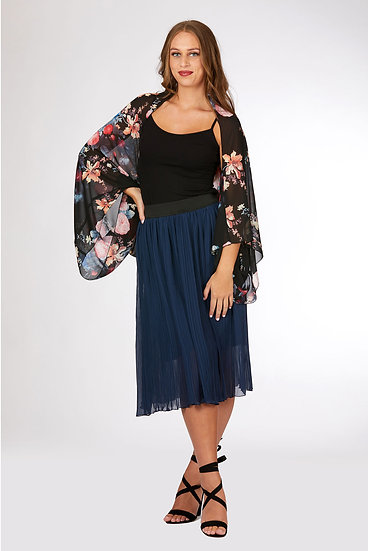 The Sleeve Shrug Top