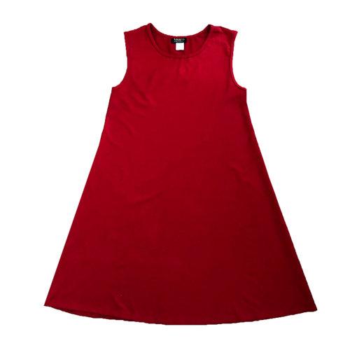 Sleeveless Heidi Dress