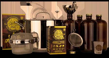 Essiac Brewer's Pack: Bounty