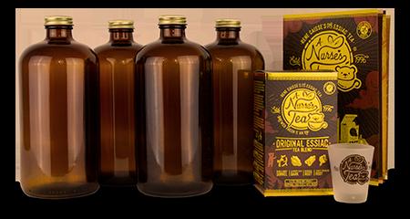 Essiac Brewer's Pack
