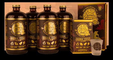 Essiac Brewer's Pack: Plus