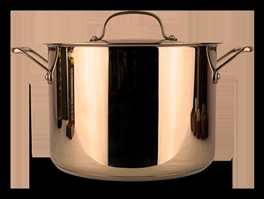 Two gallon essiac brew pot