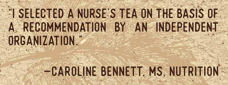 A Nurse's Tea Essiac Testimonial 10