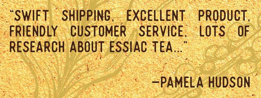 A Nurse's Tea Essiac Testimonial 5